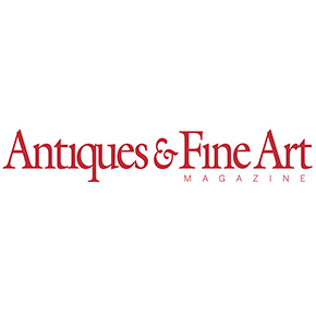 Antiques and Fine Art Magazine article